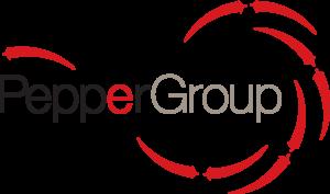 The Pepper Group Logo