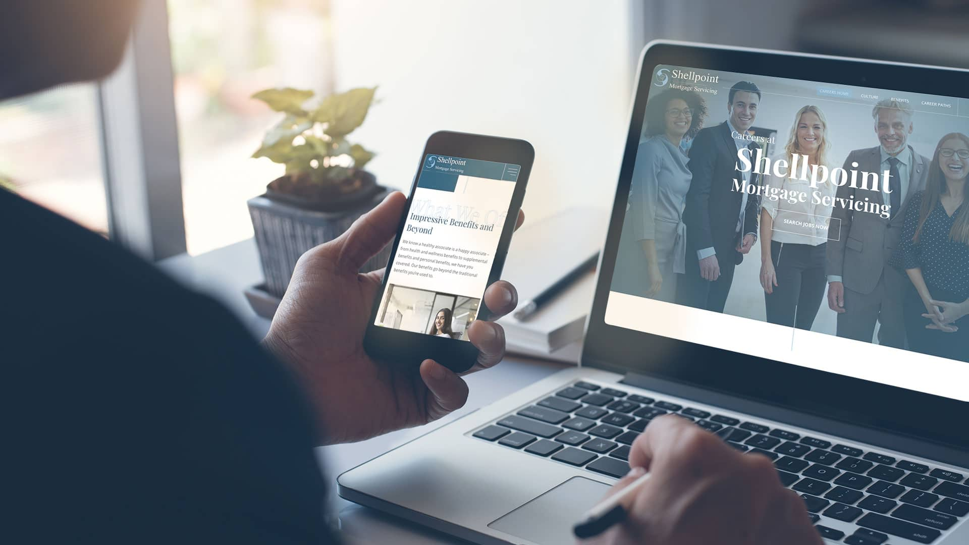 Recruiting com marketplace