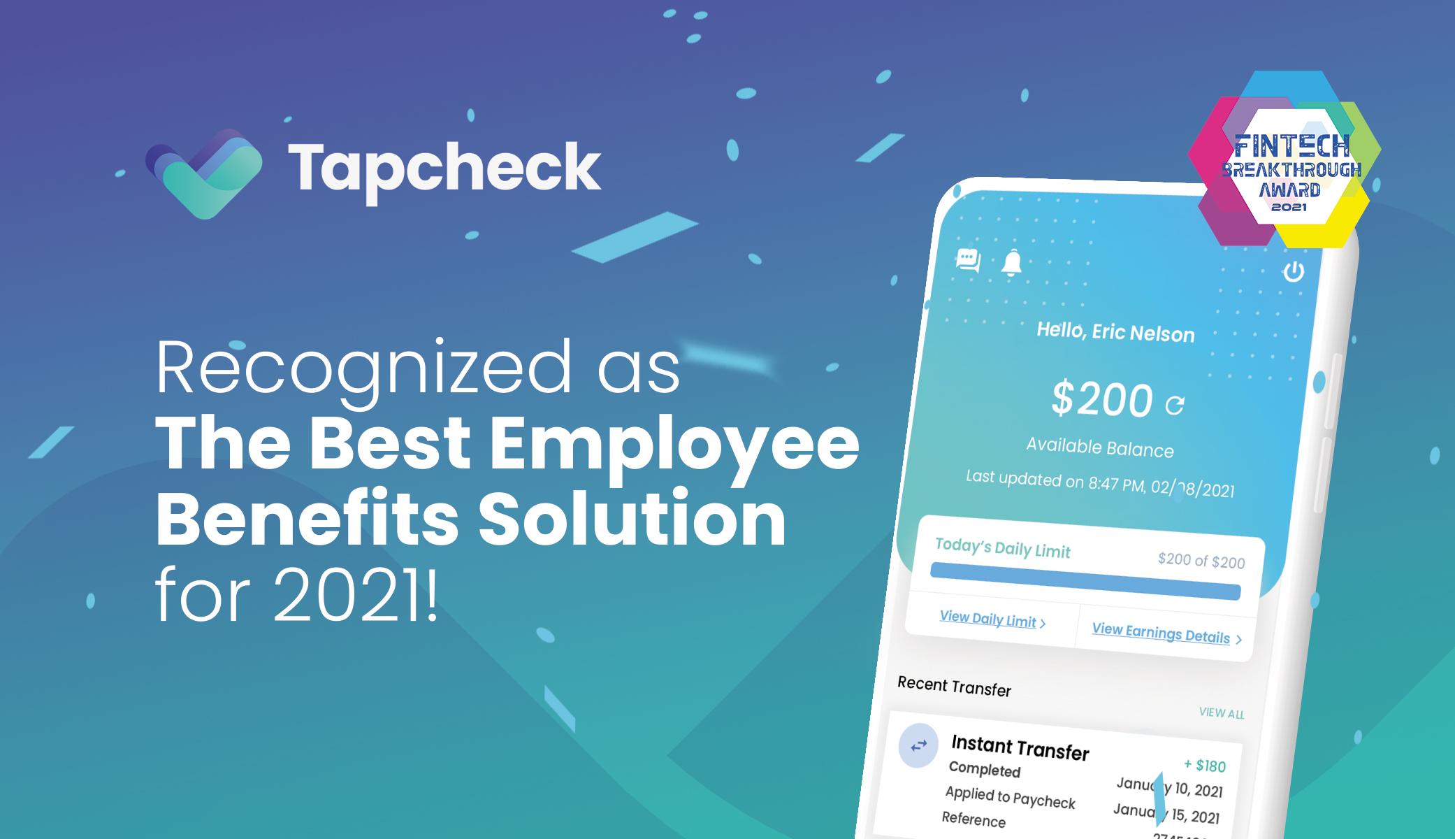 tap21 fintech press release phone 0308