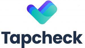 tapcheck transparent logo