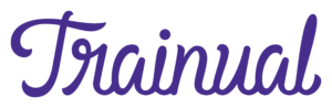 trainual purple logo